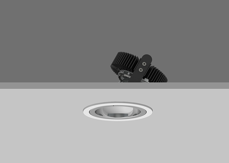 Ambiance X100 Directional - Specular Silver